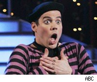 steve-o is shocked to survive another week of dancing with the stars