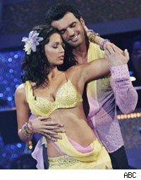 Melissa Rycroft on Dancing with the Stars