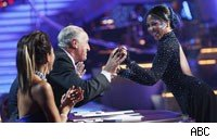 Lil Kim gets the support of Len Goodman
