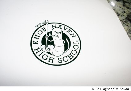 knob haven high logo