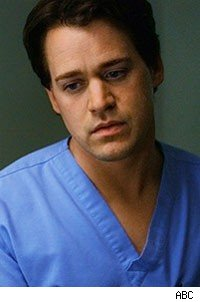 T.R Knight portrays George O'Malley on Grey's Anatomy