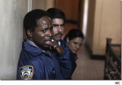 harold perrineau the unusuals