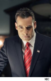 Adrian Pasdar as Nathan Petrelli on 