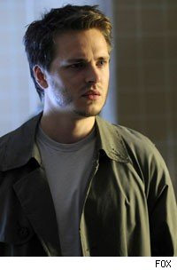 Jonathan Jackson Kyle Reese The Sarah Connor Chronicles