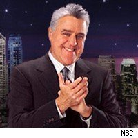 Jay Leno looks way too smug