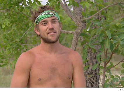 JT from Survivor: Tocantins