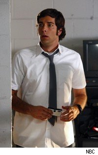 Chuck in tie