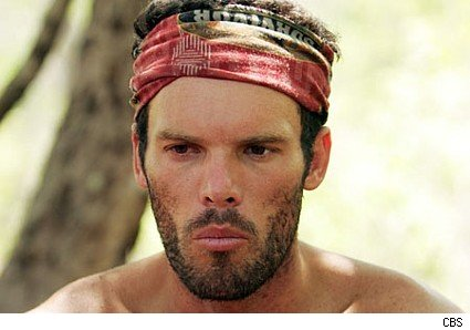 Joe from Survivor Tocantins