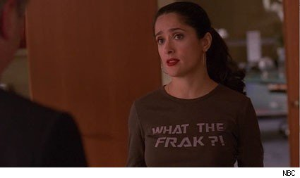 30 Rock: What the frak t-shirt