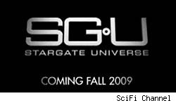 Stargate Universe logo