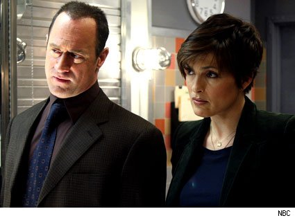 Meloni and Hargitay SVU
