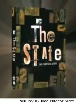 MTV's The State DVD 