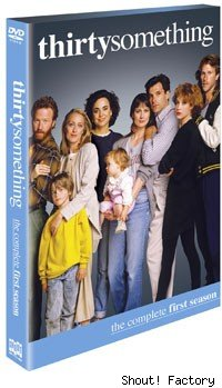 thirtysomething first season on DVD shout! factory ABC