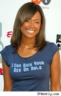 comedian Aisha Tyler