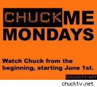 chuck me mondays chucktv.net