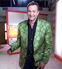 Clinton Kelly's most embarrassing jacket