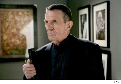 Fringe: Leonard Nimoy as William Bell