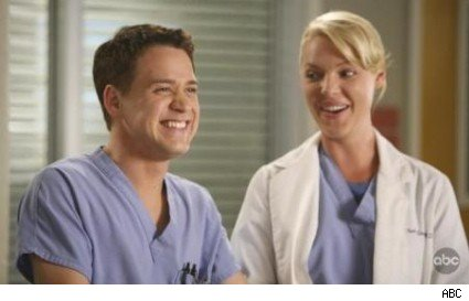 george and izzie grey's anatomy