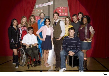 Glee cast