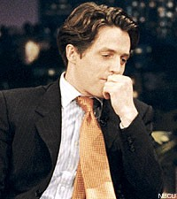 Hugh Grant The Tonight Show