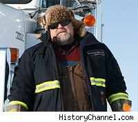 Hugh (The Polar Bear) Rowland will lead the Ice Road Trucker to Alaska in the show's third season.
