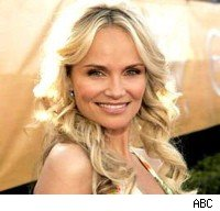 Kristin Chenoweth in sun