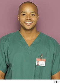 Scrubs Donald Faison