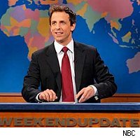 Weekend Update with Seth Meyers