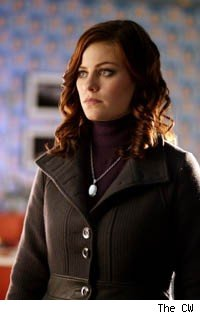 Cassidy Freeman Tess Smallville