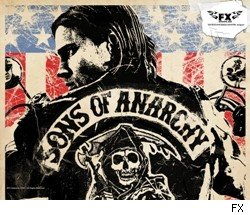 Charlie Hunnam stars in Sons of Anarchy on FX.