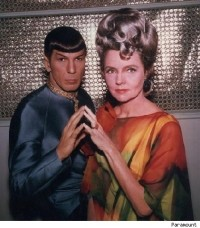 Spock and his mom