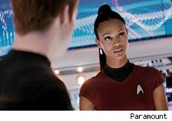 star trek uhura paramount