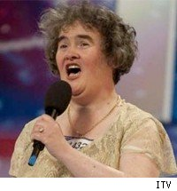 Susan Boyle on