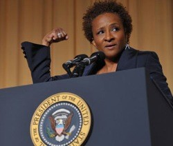 Wanda Sykes at the White House Correspondents' Dinner
