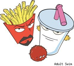 The music of Aqua Teen Hunger Force and other Adult Swim shows is coming to New York.