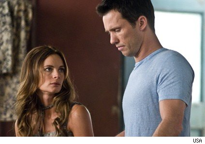 Fiona and Michael Burn Notice