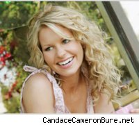 Candace Cameron Bure