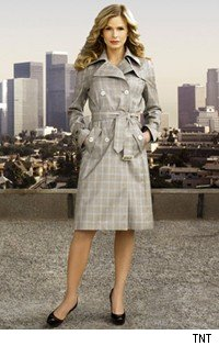 Brenda trench coat