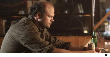 Chris Bauer as Frank Sobotka on HBO's The Wire