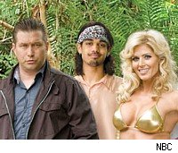 Stephen Baldwin, Sanjaya Malakar, and a celebrity 