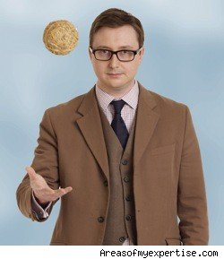 humorist John Hodgman, author of 