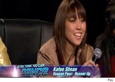 Katee Shean runner up of season four?