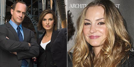 Law &amp; Order SVU and Drea de Matteo