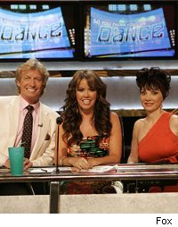SYTYCD Judge's Panel: Nigel Lythgoe, Mary Murphy, Toni Basil