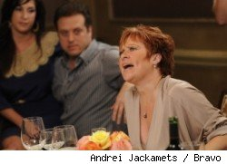 Caroline Manzo during the Real Housewives of NJ finale