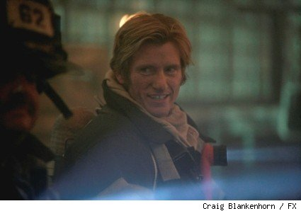 Denis Leary as Tommy Gavin on FX's 'Rescue Me.'