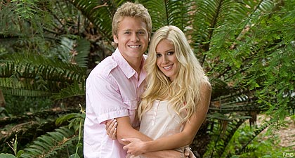 Spencer Pratt I'm a Celebrity