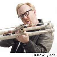Mythbusters' Adam Savage