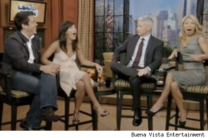 anderson cooper live with regis kelly bachelorette