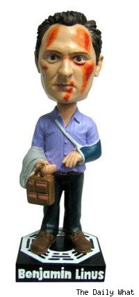 Ben Linus bobblehead